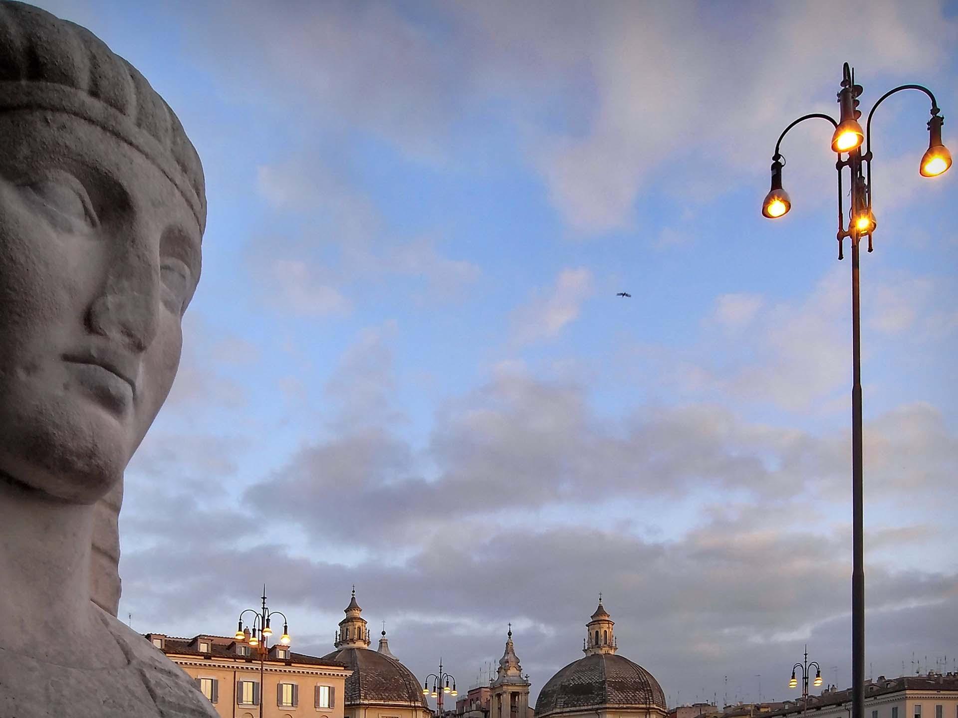 Cultural Rome - La via dell'acqua (1) Gli acquedotti nel cuore di Roma 03 ANT