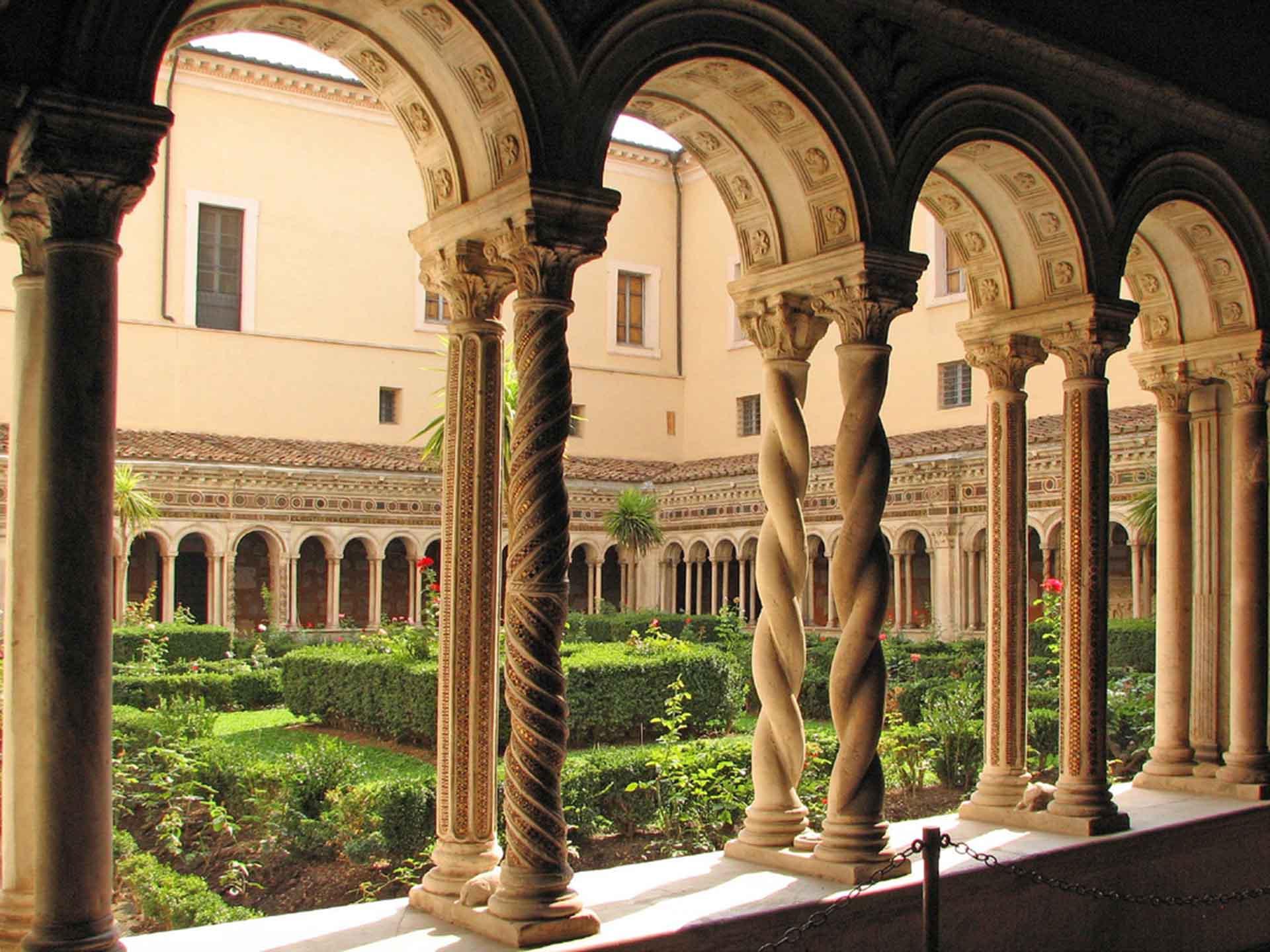 Cultural Rome - Visita Guidata Basilica di San Paolo fuori le Mura - 01 - ANT